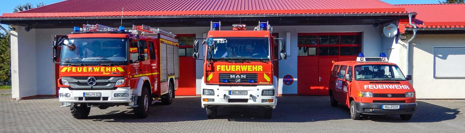 Feuerwehr Ulmbach Freiwillige Feuerwehr Steinau Ulmbach