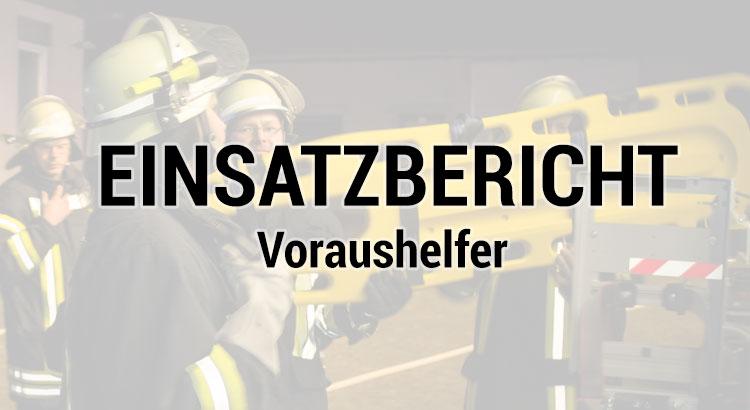 Feuerwehr Steinau Ulmbach Vorraushelfer